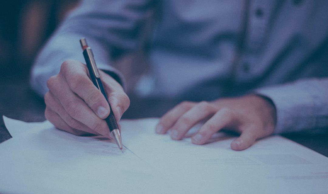 La escritura de constitución societaria